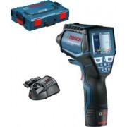 Bosch Professional GIS 1000 C Termodetector/umidometru cu bluetooth Li-Ion, cu 1 acumulator 1.5Ah