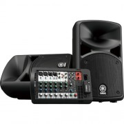 Yamaha - Stagepas 400BT Portable PA System