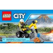 Lego 30350 Volcano Jackhammer