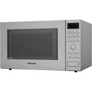 Cuptor cu microunde Panasonic NN-GD462MEPG, 1100 W, 31 L, 16 trepte (Argintiu)