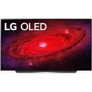 Televizor OLED LG OLED55CX3LA, 4K, 139 cm, Procesor α9, Dolby Atmos, Smart TV, CI+, Bluetooth, Wi-Fi, Clasa energetica A, Negru/argintiu