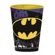 Batman műanyag pohár város