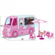 Camper ice cream con accesorios bestoys