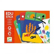 Djeco Edustick Color Stickers