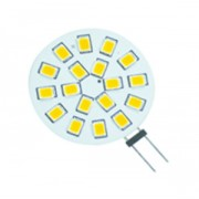 3,2 Watt LED G4 lamp - 18SMD - Sidepin - 3000K - 320Lm