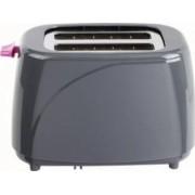Prajitor de paine DomoClip DOD150GVI 850W 2 felii 5 nivele de temp Gri-Mov