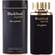 Ted Lapidus Black Soul Imperial Eau de Toilette para homens 100 ml