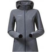Bergans W's Frei Jacket Nightblue/Dust lt blue 2018 M Fleecetröjor