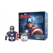 Evo App-Connected Coding Robot, Captain America (White)