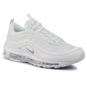 Обувки NIKE - Air Max 97 921826 101 White/Wolf Grey/Black