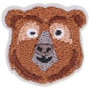 Dille&Kamille Broche, ours, 3 x 3 cm
