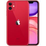 Apple Iphone 11 64GB piros, kártyafüggetlen, Gyártói garancia