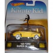 KARATE KID Hot wheels edición de colección