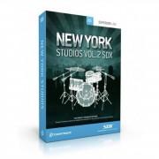 Toontrack - SDX New York Studios Vol.2 Superior Drummer 2 Library