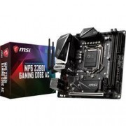 MSI Gaming Základní deska MSI Gaming MPG Z390I GAMING EDGE AC Socket Intel® 1151v2 Tvarový faktor ATX Čipová sada základní desky Intel® Z390