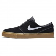 Shoes Nike SB Zoom Stefan Janoski Black/Gum Light Brown/White