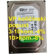 "HDD 3.5"" ** 320GB WD AV-GP GREEN 7200RPM 32MB SATA3 WD3200AUDX"
