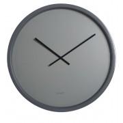 Zuiver Time Bandit Wandklok -Ø60x5 - Grijs