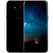 Samsung Galaxy S8 Dual Sim 64GB - Midnight Black