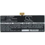 Asus C12-TF400C för Asus, 3.7V, 6750 mAh