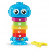 Robotelul meu istet Learning Resources, 5 forme colorate, 20 cm, 2 - 6 ani
