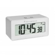Termometru si higrometru cu ceas si ecran LCD iluminat 60.2544.02 - TFA