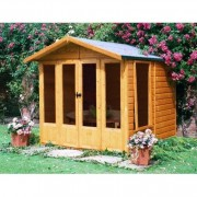 Shire Parham Summer House with Double Doors