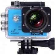 Camera video de Actiune SJCAM SJ5000 Wi-Fi, Filmare Full HD, 14 MP, Wi-Fi (Albastru)