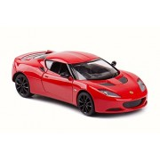 Lotus Evora S, Red - Motormax 79313R/6 - 1/24 Scale. Diecast Model Toy Car