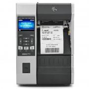 Zebra TT Printer ZT610, 4, 203 bluetooth ethernet 10/100/rs-232 usb nessuna opzione - ZT61042-T0E0100Z