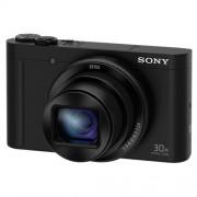 Fotoaparát Sony DSC-WX500, 18,2Mpix, 30xOZ, FullHD, WiFi, čierny