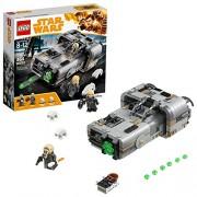 Lego Star Wars Solo: A Star Wars Story Molochs Landspeeder 75210 Building Kit (464 Piece)