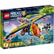 Конструктор Лего Нексо Рицари - X-bow на Aaron, LEGO NEXO KNIGHTS, 72005