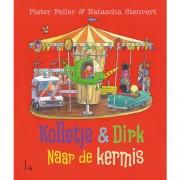 Kolletje & Dirk: Naar de kermis - Pieter Feller en Natascha Stenvert