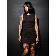 ruha női SANTA CRUZ - Tattoo - Vintage Black - GTD