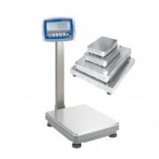 Cantar platforma Partner FIVE/FIVE-R 60/150 kg, aluminiu, dimensiune platan 52x42 cm