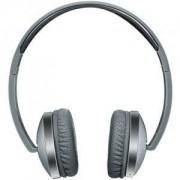 Слушалки CANYON Wireless Foldable Headset, Bluetooth 4.2, Dark gray, cable length 0.16m, 175x70x175mm, 0.149kg. CNS-CBTHS2DG