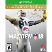 MADDEN NFL 19 HALL OF FAME EDITION - XBOX ONE - XBOX LIVE - MULTILANGUAGE - WORLDWIDE