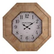 Oak Furnitureland Clocks - Grand Hotel Wall Clock - Oak Furnitureland