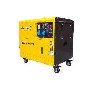 Stager YDE7000TD Generator insonorizat diesel monofazat 4.2kVA