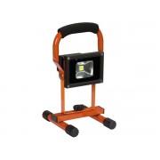 Wieder Aufladbare LED-Arbeitsleuchte - 10 W - 6500 K