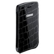 Nokia CP-509 lederen draagtas voor de Nokia C6-01 - Shiny