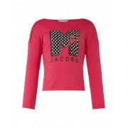 Little Marc Jacobs Girls Long Sleeve T-Shirt