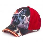 Disney Star Wars Stormtrooper kids petje/cap rood
