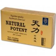Natural Potent 6 x 10ml Naturalia Diet