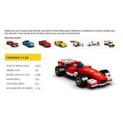 2014 The New Shell V-power Lego Collection Ferrari F138 40190 Exclusive Sealed