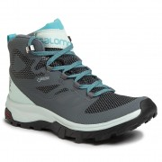Туристически SALOMON - Outline Mid Gtx GORE-TEX 409965 20 V0 Stormy Weather/Icy Morn/Bluebird