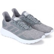 ADIDAS DURAMO 9 Running Shoes For Men(Grey)