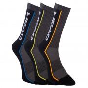Head 3PACK ponožky HEAD vícebarevné (791011001 002) L