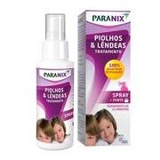 Paranix spray de tratamento contra pilhos e lêndeas 100ml + pente - Paranix